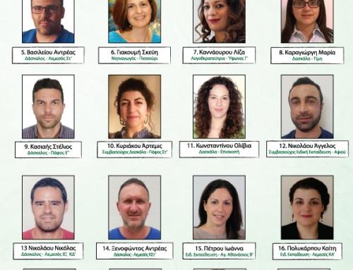 Υποψήφιοι Λεμεσού