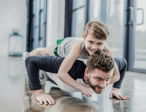 Δημιουργικές Δραστηριότητες Φυσικής Αγωγής για άσκηση των παιδιών από το σπίτι